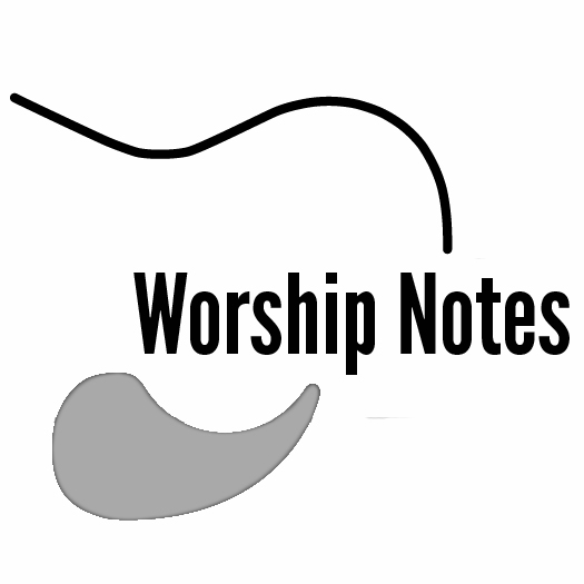 Worship notes Logo